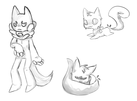 MORE CATS by Sergeant-Muffin
