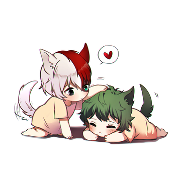 [BNHA] Puppy by Kanomatsu