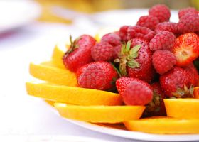 fruit on a plate... by TheRedGirl