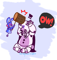.:Ow!!:. by OopsMyHandSlipped