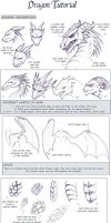 Dragon tutorial by Evolvana