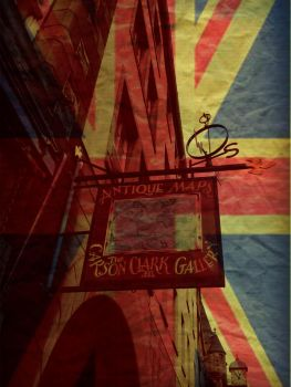 maps and flags by glam-our