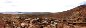 Calico Ghost Town, California by BenaeQuee