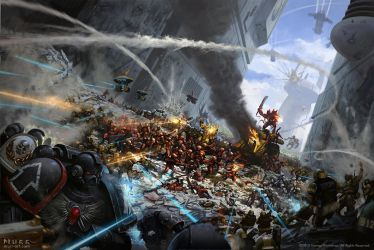 United Tau VS The Imperium by JakeMurray