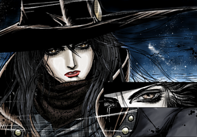 Vampire Hunter D by the-sinister