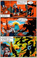 TANUKI BLADE ISSUE 003 - PAGE 4 OF 16 by Speezi