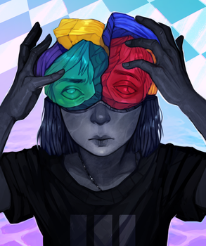 Self II by tinypaint