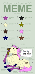 Equine meme by Popgal120