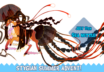 { Stygian Summer Advent } Day 11! by Zoomutt