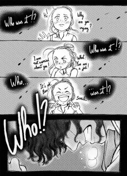 Star Wars Your Name AU Doushinji - Reylo - Page 8 by Nekokoro-chan