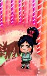 Vanellope by TheDarkSide53