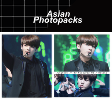 Photopack 1553 // Jungkook (BTS) by xAsianPhotopacks