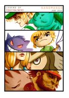 Legend of Poketrainers 01