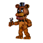 Accurate Adventure Freddy  by DemDarnKatz