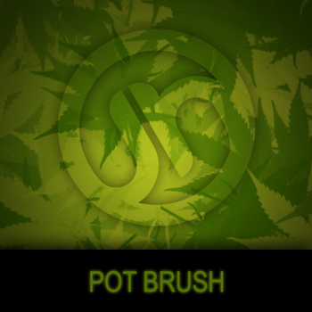 Photoshop Pot Brush by Freakless
