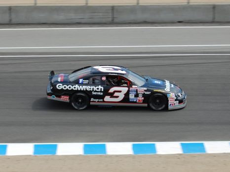 NASCAR Dale Earnhardt 3 Chevy by Partywave