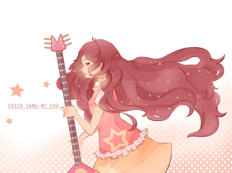 [Commission] Erica Sang-mi Cho by Shiise