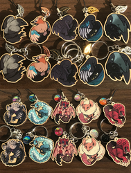 Store Open Charms for Sale by tashcrow