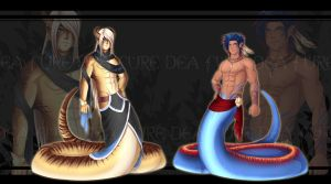 Adopt: Naga [Closed] by furesiya