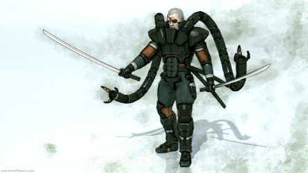 Solidus Snake by aVersionOfReality