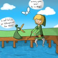 Link's Companions by Lalai-chan