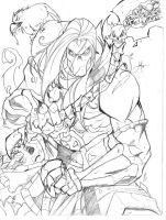 Darksiders Death by Darkstampede