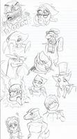 Character dump by Granite-Skull