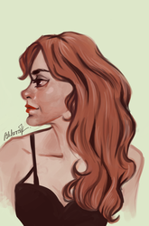 Clary by Kaabe7