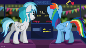 It's A Tie! by Noah-x3