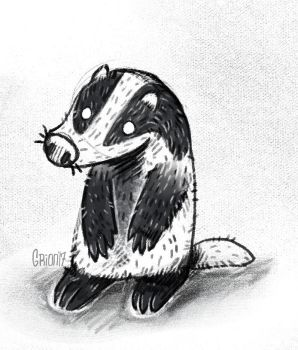 Badger by Grion