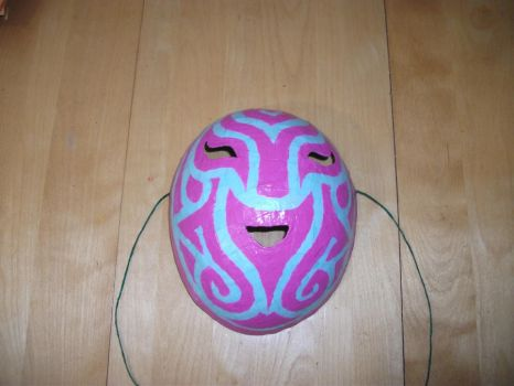 handmade mask 5 by hollta