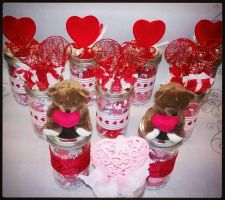 Valentines Day Mason Jars 3 by pippierafrostlin