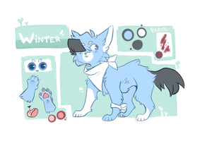 + Winter ref | January 2018 + by dogtrots