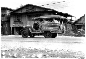 Pinoy Jeepney 19-forgotten by camilord