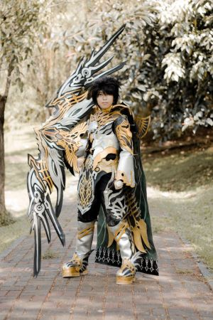 Human Mage from Lineage II by Echow88
