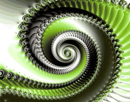 Intervolve Lime by AbstractedEye