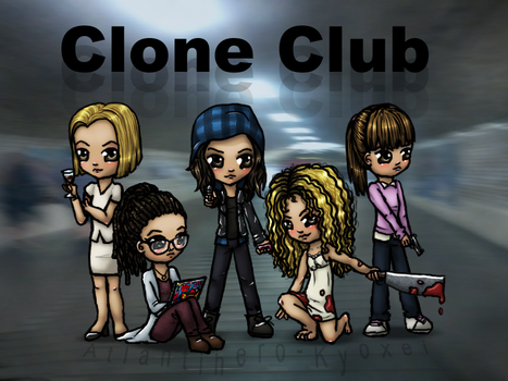 Clone Club by Atlantihero-Kyoxei