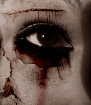 Dark Art v4, Bloody Tears by GorgoNL