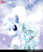 Diamonds in the Snow by CloudDG