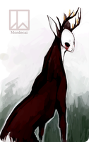 Mordecai by Mothtail