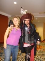 Captain Jack and Me by StephieLuff