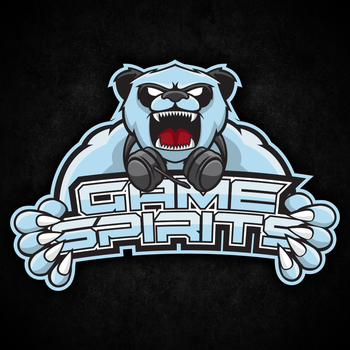 Game Spirits Logo by MasFx