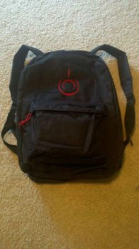 Fate/Stay Night Command Seal Backpack - Rin by marasw