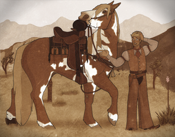 goin' out west by nadelkissen