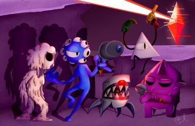 Nuclear Throne by Poka-SorM