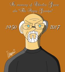 Rest easy AGP by Foxtrot-Nation