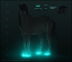 Shakeela Reference Sheet by prints-of-hooves
