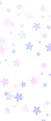 Pink and Blue Stars Background (F2U) by DominickLuhr
