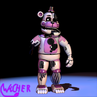 *Request*Withered Funtime Freddy by WicherOfficial