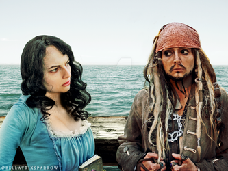 Are all pirates this stupid? by snowyblackrose